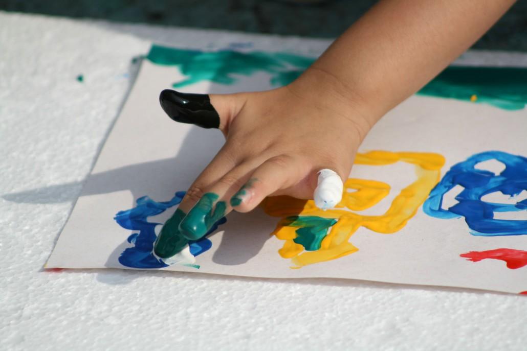 finger paint blog 2